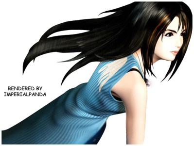 FF8 Rinoa Heartilly cut