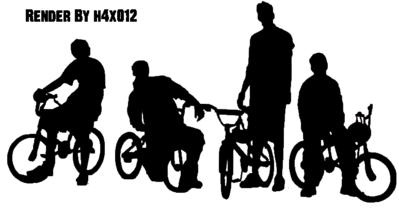 bikersBLACK