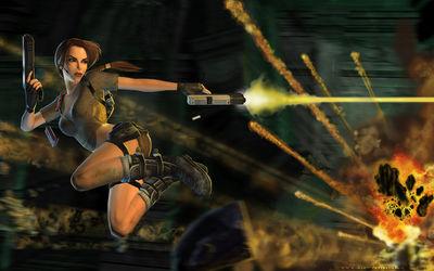 Tomb Raider Legend 1920x1200