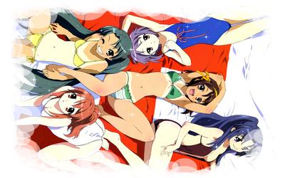 bikini haruhi 1680x1050