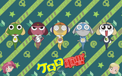 muphy wallpaper keroro v1 w1610
