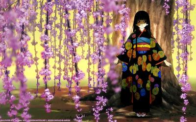 wallpapers Jigoku Shoujo 2 1680x1050