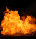 Fire in hell by SpeedDodici