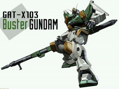 gundam buster