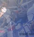 gundam StrikeFreedom
