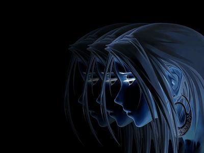 Eternal Reflection negative