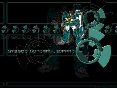 Gundam Leopard WP v1