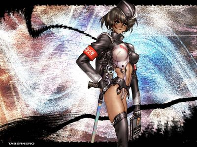 My Masamune Shirow Wallpaper