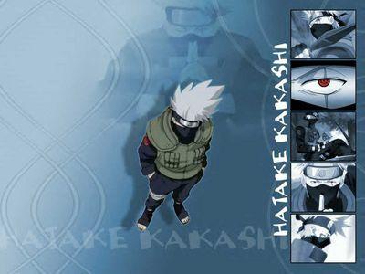 Anime Wallpaper   Naruto   Hatake Kakashi  1024x768