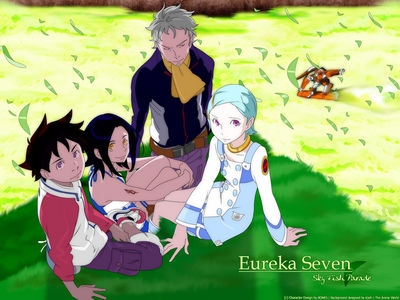 Minitokyo Anime Wallpapers Eureka 7[132334]