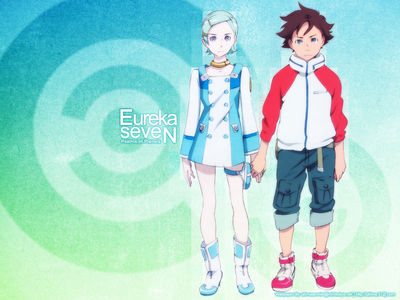 Minitokyo Anime Wallpapers Eureka 7[134106]