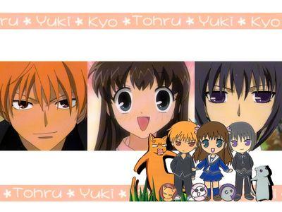 Minitokyo Anime Wallpapers Fruits Basket[55867]