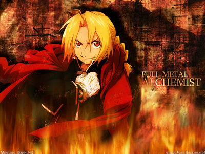 Minitokyo Anime Wallpapers Full Metal Alchemist[68375]