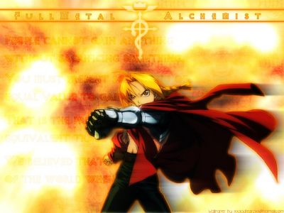 Minitokyo Anime Wallpapers Full Metal Alchemist[74415]