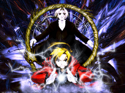 Minitokyo Anime Wallpapers Fullmetal Alchemist[138877]