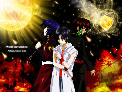 Minitokyo Anime Wallpapers Gundam Seed Destiny[123430]