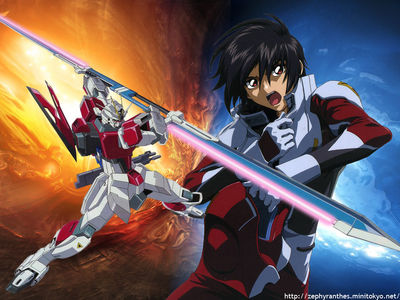Minitokyo Anime Wallpapers Gundam Seed Destiny[94451]