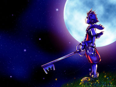 Minitokyo Anime Wallpapers Kingdom Hearts[29132]