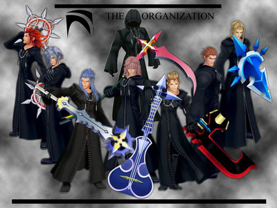minitokyo anime wallpapers kingdom hearts