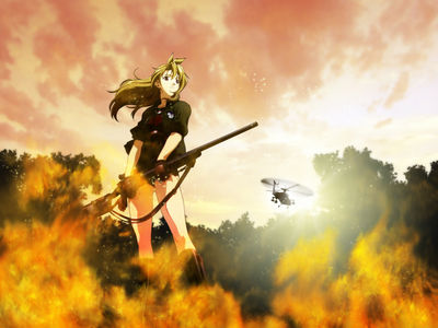 Minitokyo Anime Wallpapers Madlax[25121]