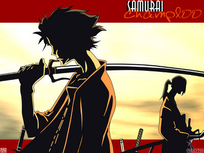 Minitokyo Anime Wallpapers Samurai Champloo [38354]