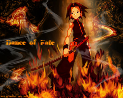 Minitokyo Anime Wallpapers Shaman King[138263]