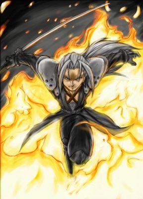 Minitokyo Doujinshi Final Fantasy VII[141846]