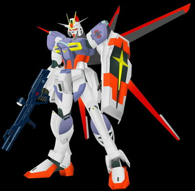 forece impulse gundam