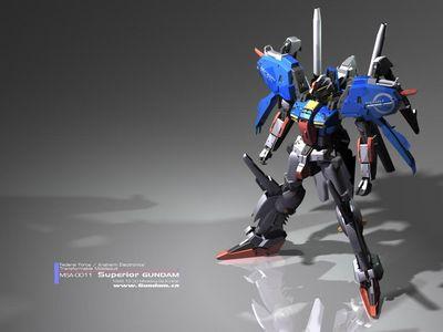 Superior Gundam