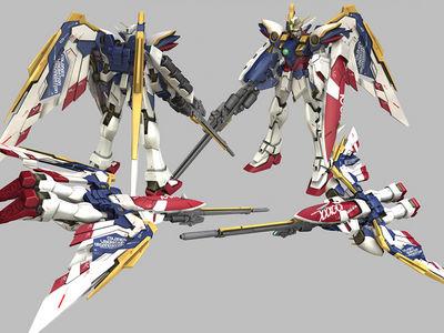 wing gundam version ka