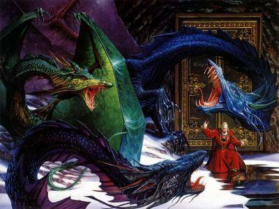 Summon the dragons