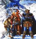 Dragon Lance   Dragons of the Winter Night