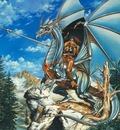 Dragon of Silver