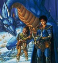 Pic Dragonlance   Dragons of Winter Night