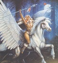 valkarie and pegasas