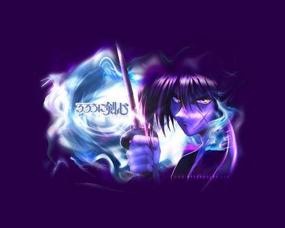 background   rurouni kenshin   kenshin