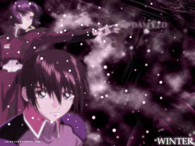Gundam Seed Winter