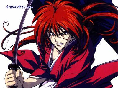 angry Kenshin