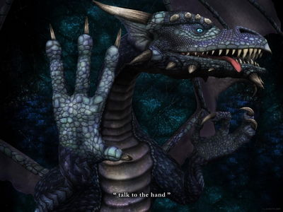 Hand Of The Dragon Wlp