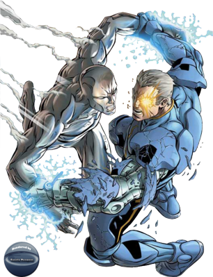 Cable vs SilverSurfer