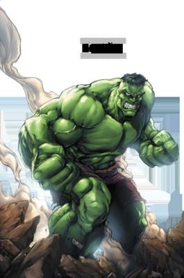 The Hulk (2)