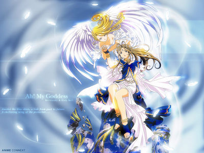 ah my goddess wallpaper