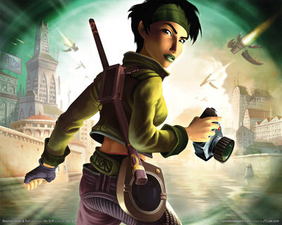 beyond good and evil anime wallpaper