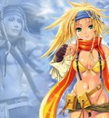 Final Fantasy X Anime