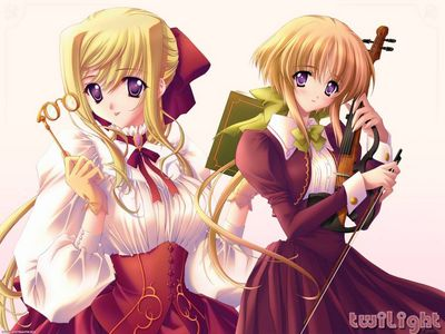 Anime Girls 766452514  750274275  1024x768