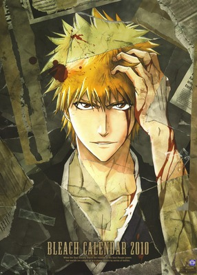 Minitokyo Bleach Scans cover