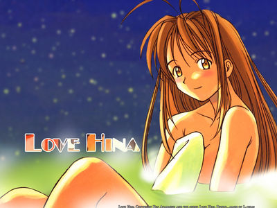 Love Hina numbah two