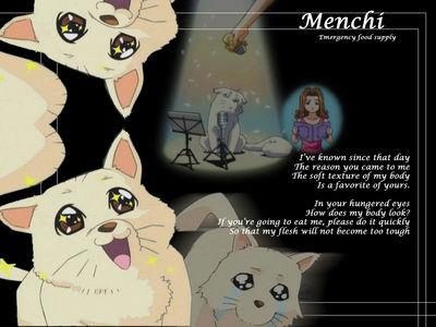 Menchi wallpaper