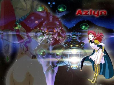 Azlyn of the Raalgon