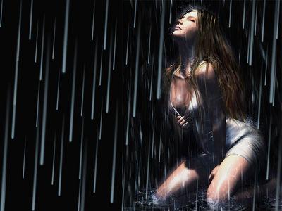 Bask In The Rain